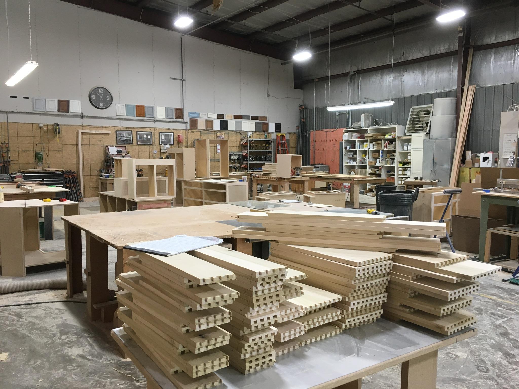 KS Cabinetry Workshop