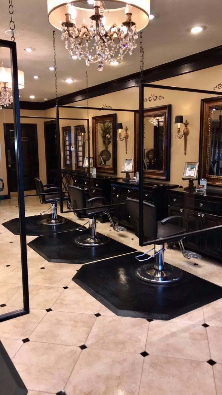 Salon partitions